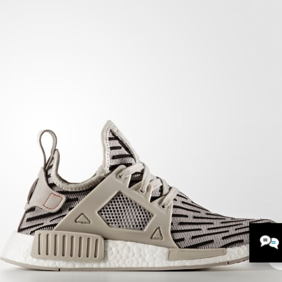 the best attitude c42ae 48b03 adidas Shoes - Adidas NMD XR1 in CLEAR GRANITE   CORE RED